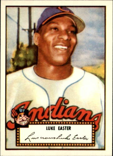 Photo of 1983 Topps 1952 Reprint #24 Luke Easter