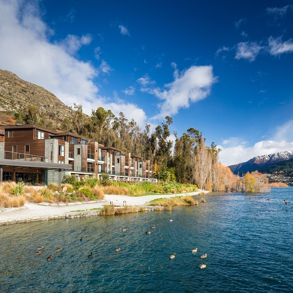Click to view Adventure & Serenity at Hilton Queenstown Resort & Spa.