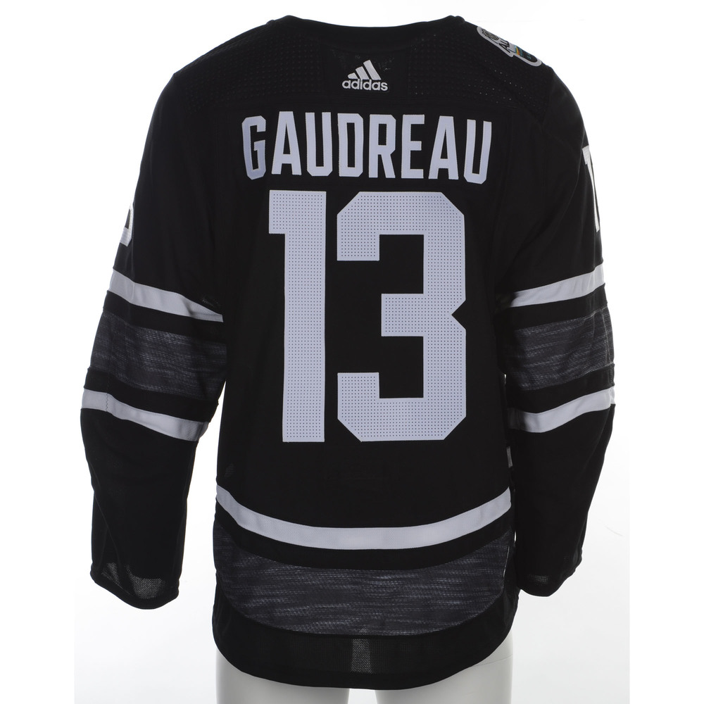 e86e7d570 Johnny Gaudreau Calgary Flames Player-Issued 2019 All-Star Game Jersey