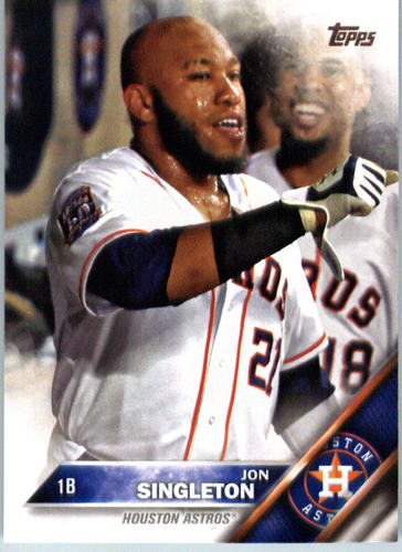 Photo of 2016 Topps #392 Jon Singleton