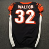 Crucial Catch - Bengals Mark Walton Game Used Jersey (10/14/18) Size 40