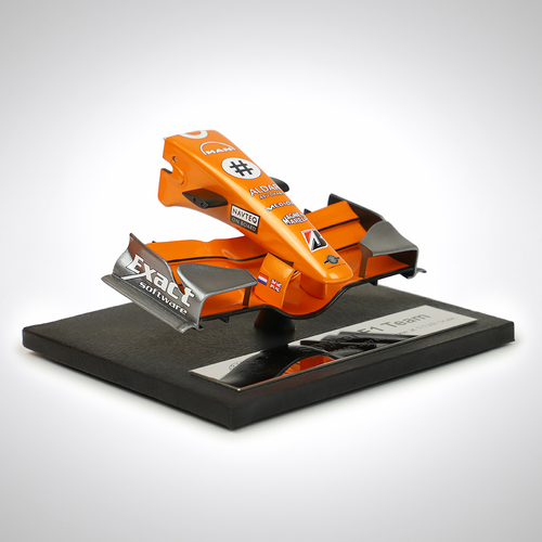 Photo of Spyker F1 Team F8-VII 1:12 Scale Nosecone