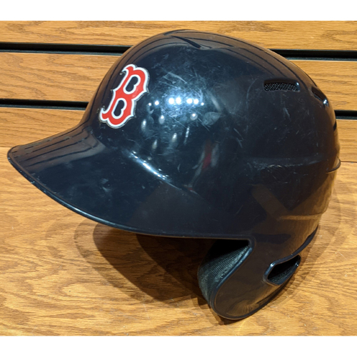 Photo of Red Sox Team Issued Batting Helmet
