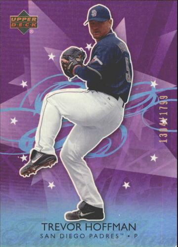 Photo of 2006 Upper Deck Future Stars Purple #58 Trevor Hoffman