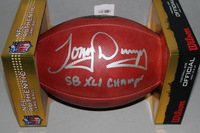 HOF - COLTS TONY DUNGY SIGNED AUTHENTIC FOOTBALL