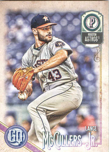 Photo of 2018 Topps Gypsy Queen #133 Lance McCullers Jr.