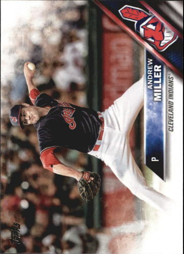 Photo of 2016 Topps Update #US42 Andrew Miller