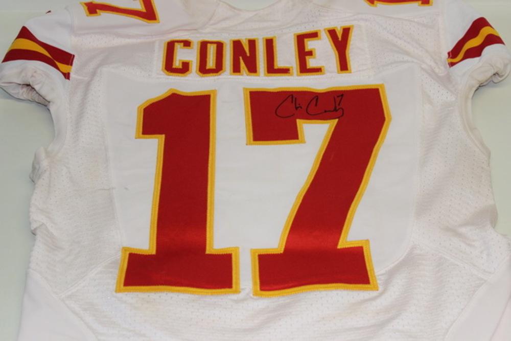 chris conley jersey