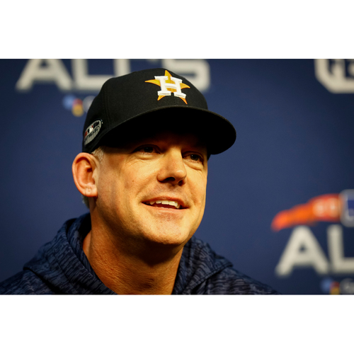 Photo of A.J. Hinch - Diamond Dreams Gala Dinner Guest