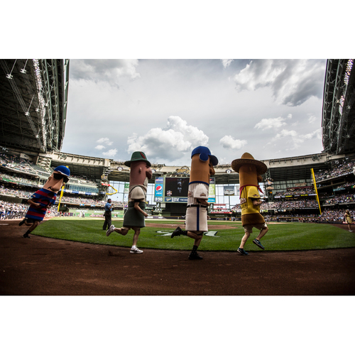 Photo of Brewers Mascot Experience
