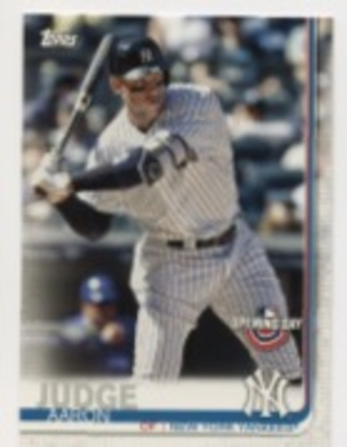 Photo of 2019 Topps Opening Day #15 Aaron Judge