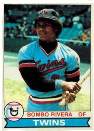 Photo of 1979 Topps #449 Bombo Rivera