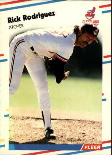 Photo of 1988 Fleer Update #24 Rick Rodriguez