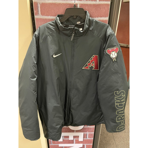 Photo of Madison Bumgarner 2020 Team-Issued On-Field Jacket (Size XL)