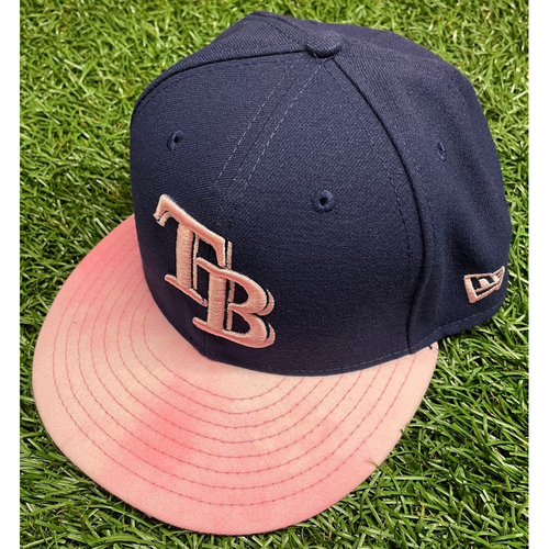 Photo of Game Used Mother's Day Cap: Paul Hoover - May 12, 2019 v NYY
