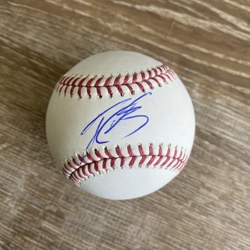 Photo of UMPS CARE AUCTION: Tyler Glasnow Signed Baseball