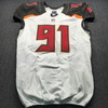 Crucial Catch - Buccaneers Beau Allen Game Used Jersey (10/21/18) Size 44