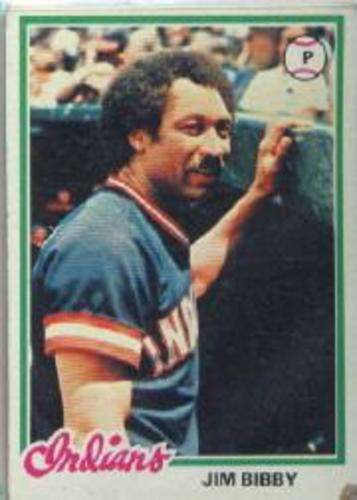Photo of 1978 Topps #636 Jim Bibby