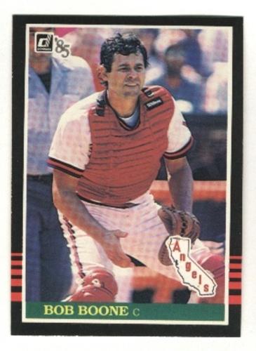 Photo of 1985 Donruss #230 Bob Boone