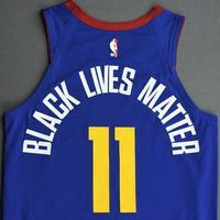 Monte Morris - Denver Nuggets - Game-Worn Statement Edition Jersey - 2019-20 NBA Season Restart with Social Justice Message