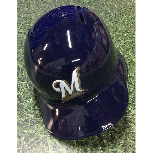Photo of #10 2019 Team-Issued Postseason Batting Helmet (INCLUDES FREE SHIPPING)