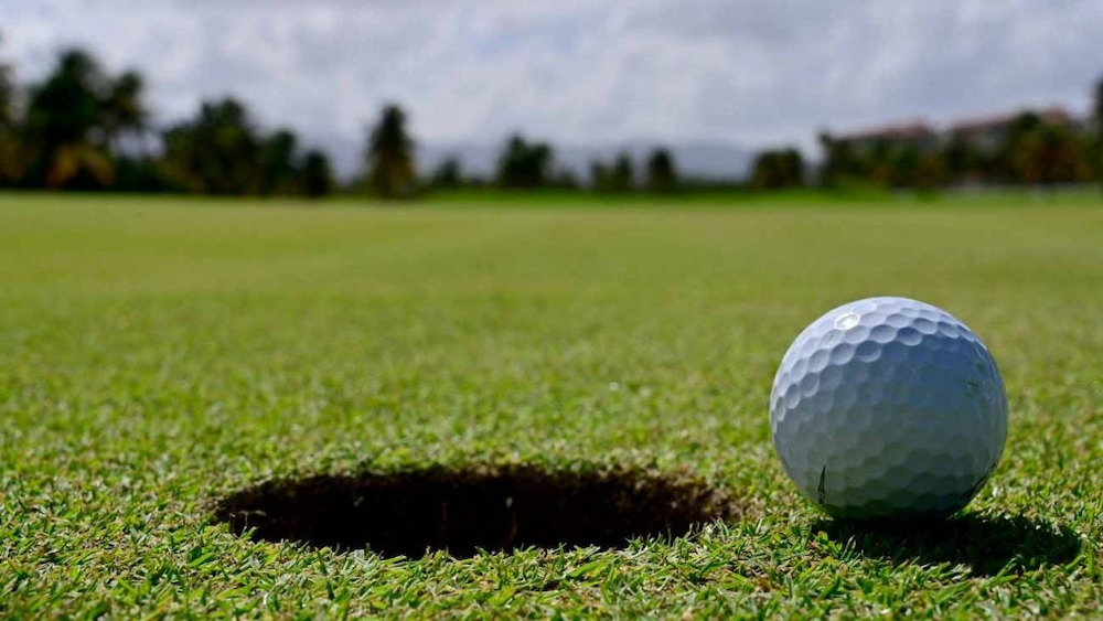 Golfing experience - Tee off with the Tigers