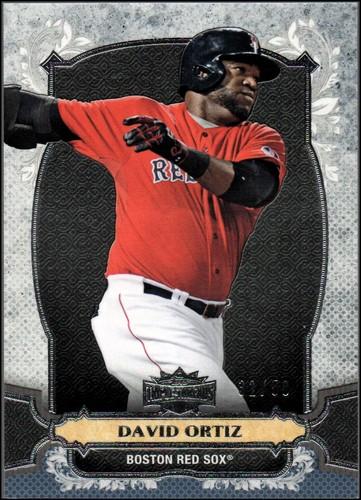 Photo of 2014 Topps Triple Threads Onyx #91 David Ortiz