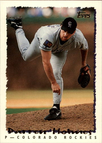 Photo of 1995 Topps #26 Darren Holmes