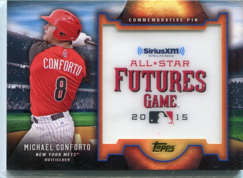 2016 Topps Futures Game Pins  Michael Conforto