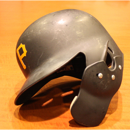 Photo of 2019 Team Issued Helmet - Jameson Taillon - Size 7 5/8