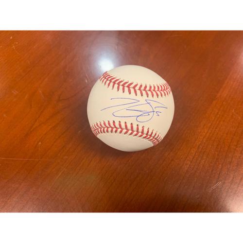 Photo of Oakland A's Community Fund: Tony Kemp Autographed Baseball