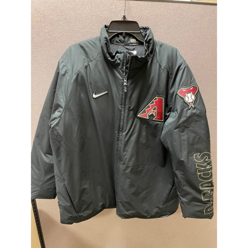 Photo of Stefan Crichton 2020 Team-Issued On-Field Jacket (Size XL)