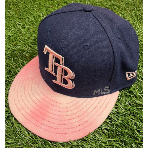 Photo of Game Used Mother's Day Cap: Casey Sadler - May 12, 2019 v NYY