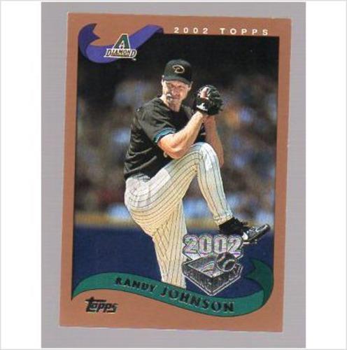 Photo of 2002 Topps Opening Day #34 Randy Johnson