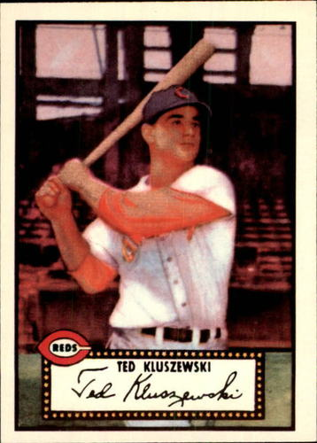 Photo of 1983 Topps 1952 Reprint #29 Ted Kluszewski