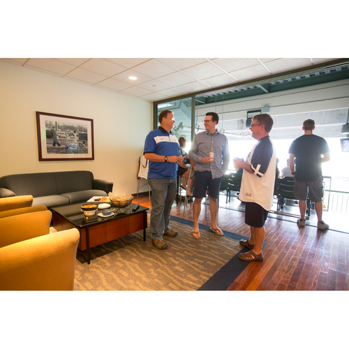 Photo of Miller Park Suite