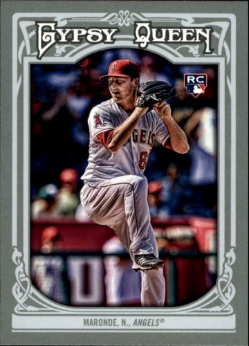 Photo of 2013 Topps Gypsy Queen #108 Nick Maronde RC