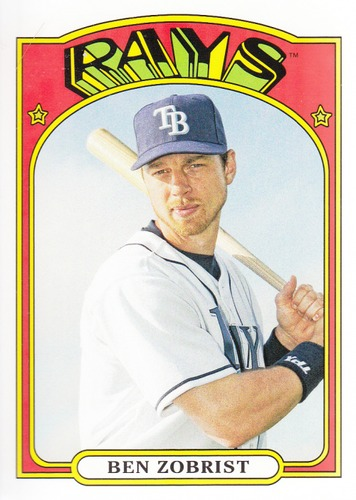 Photo of 2013 Topps Archives #24 Ben Zobrist