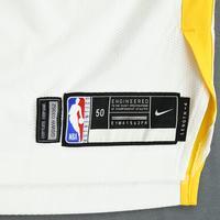 Shaun Livingston - Golden State Warriors - 2019 NBA Finals - Game 3 - Game-Worn White Association Edition Jersey