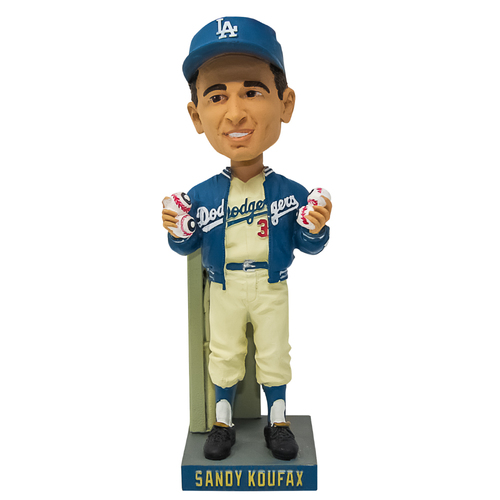 Photo of Sandy Koufax Limited Edition Bobblehead