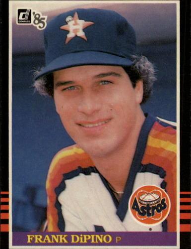 Photo of 1985 Donruss #232 Frank DiPino