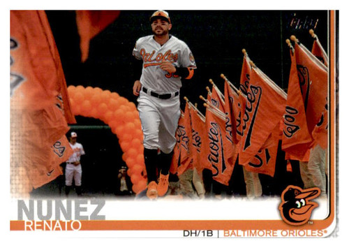 Photo of 2019 Topps Update #US300 Renato Nunez