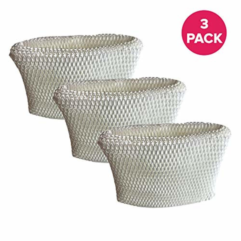 Photo of Crucial Air Replacement Humidifier Filter Compatible with Graco Part # 2H02, Fits 4-Gallon Graco 2H02, Trueair 05521 Humidifier Filter Model - Bulk (3 Pack)