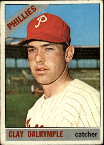 Photo of 1966 Topps #202 Clay Dalrymple