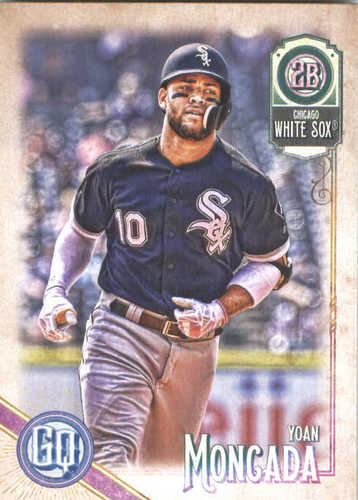Photo of 2018 Topps Gypsy Queen #143 Yoan Moncada