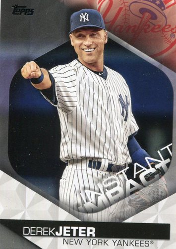 Photo of 2018 Topps Instant Impact #II25 Derek Jeter