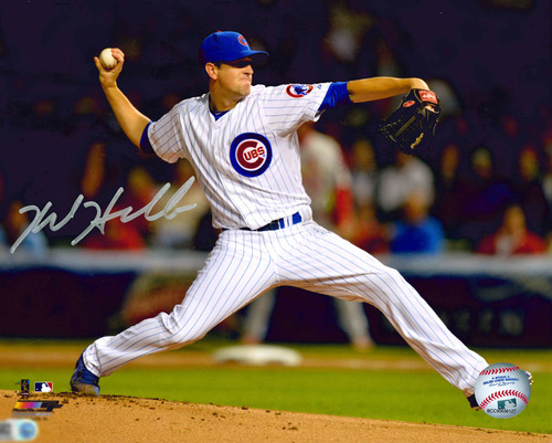 Photo of Kyle Hendricks Autographed Photo