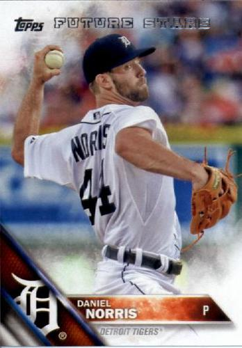 Photo of 2016 Topps #402 Daniel Norris FS