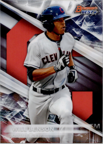 Photo of 2016 Bowman's Best Top Prospects #TP15 Will Benson