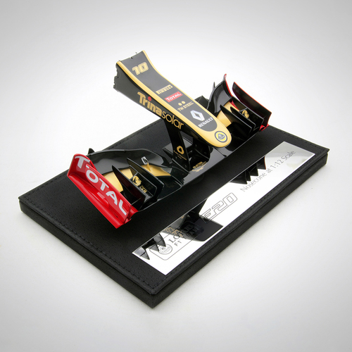 Photo of Romain Grosjean E20 Lotus 1:12 Scale Nosecone